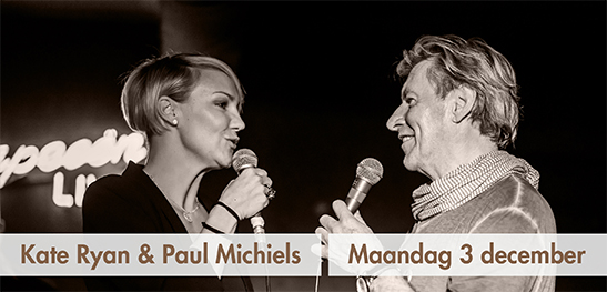 Kate Ryan en Paul Michiels Bitterpeeën